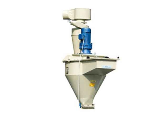 High Automatic Level Force Feeding Machine Simple Structure 900mm Storage Height