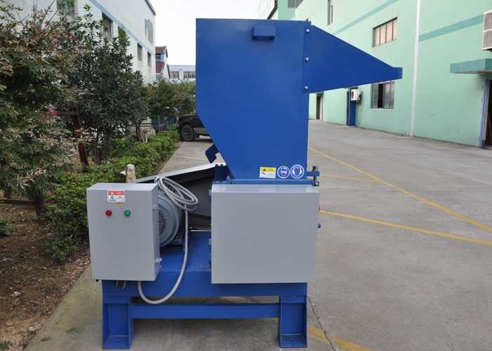 Low Noise Plastic Crusher Machine 1200×850×1200 Wear Resistance ECO Friendly
