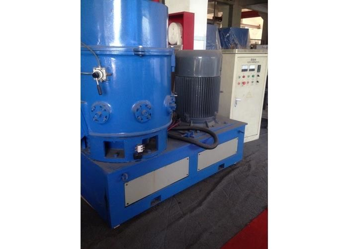 PP PS Plastic Agglomerator Machine LDZ 300 Weight 1800kg High Output 90kw