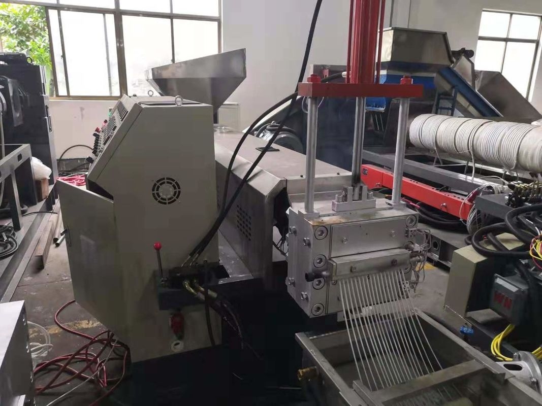 150MM Screw Pet Bottle Flakes Machine / Pet Flakes Making Machine 90kw